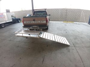 Silver Spring aluminum hitch scooter carrier for Sale in Santa Ana, CA
