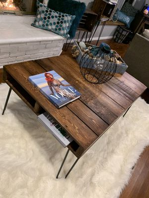 Custom made coffee table for Sale in Costa Mesa, CA