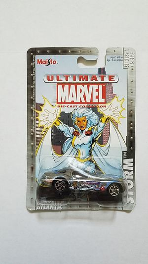 Maisto Ultimate Marvel storm series 1 # 5 for Sale in Kissimmee, FL
