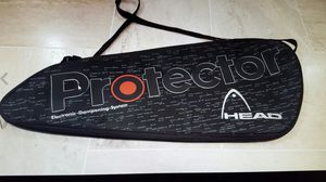 Head protector oversize electronic dampening system tennis racket case for Sale in Fort Hunt, VA