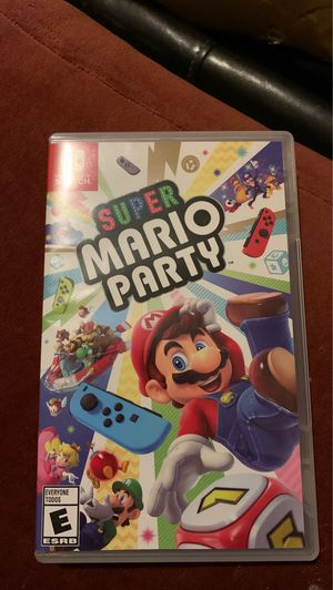 Super Mario Party for Nintendo Switch for Sale in Bratenahl, OH
