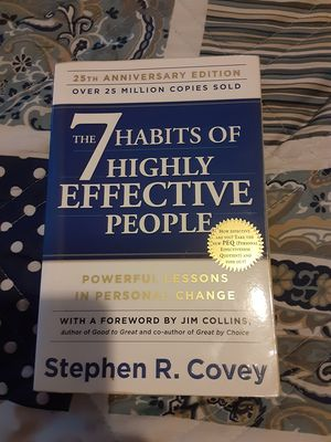 7 Habits of highly effective people for Sale in Miami, FL