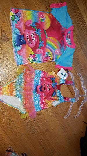 Trolls swimsuit for Sale in Palos Hills, IL