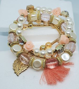 4pcs Set Crystal Bracelets for Sale in Bossier City, LA