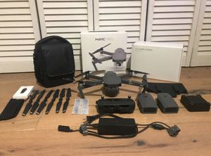 Dji Mavic pro fly more combo for Sale in Los Altos, CA