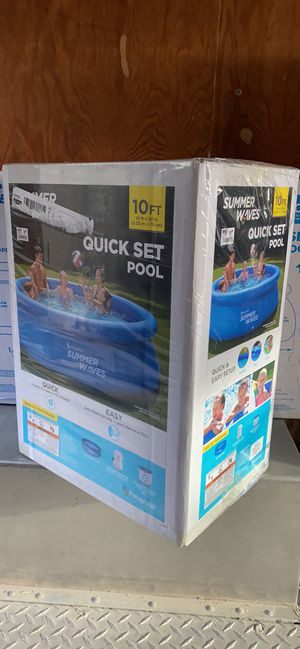 Pools New in the box for Sale in Canton, MI