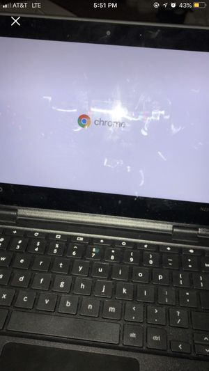 Touch screen chrome book for Sale in Knoxville, TN