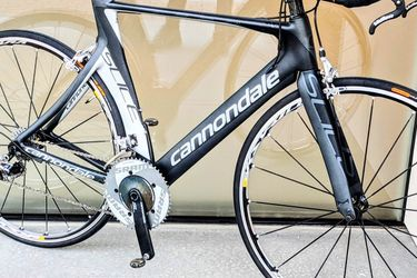 Like New! 2013 Cannondale Slice Full Carbon SRam 56cm Upgraded Mavic Pro Wheelset for Sale in Durham,  NC