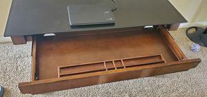 Golden oak brand computer desk for Sale in Henderson, NV