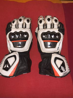 Dainese Titanium D1 Full Metal Gloves Small for Sale in Burbank, CA