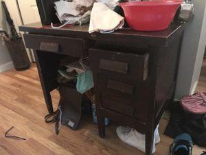 Old School Vintage Desk for Sale in Nashville, TN