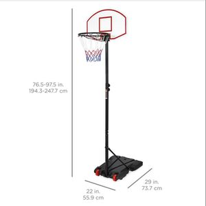 Portable kids basketball for Sale in North Attleborough, MA