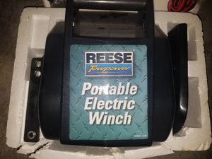 Reese towpower winch for Sale in Las Vegas, NV