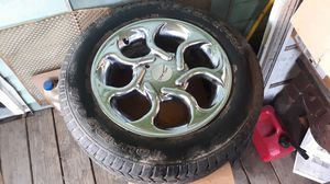 5 lug universal tires and rims for Sale in Bluewell, WV