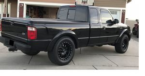Needs.Nothing 2005 Ford Ranger 4.0 V6 Needs.Nothing AWDWheels One Owner for Sale in Dallas, TX