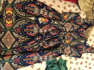Multi colored dress for Sale in PT CHARLOTTE, FL