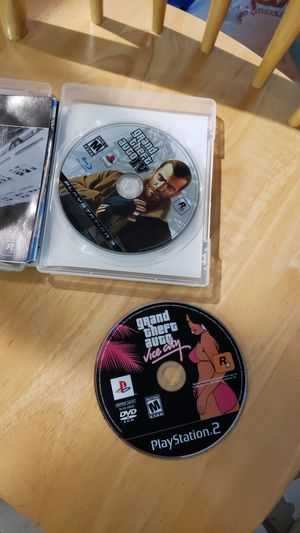 Grand theft auto $5 ps2 ps3 for Sale in NO POTOMAC, MD