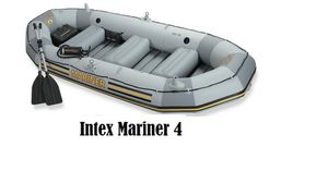 Intex Mariner inflatable boat for Sale in Seattle, WA