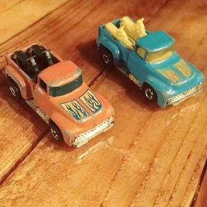 Used, vintage Hot Wheels 1973 1956 Ford F100 for Sale for sale  San Antonio, TX
