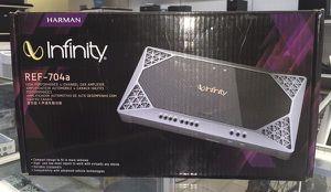 Car Amplifier Amplificador para Carro 4-Channel Infinity by Harman for Sale in Virginia Gardens, FL