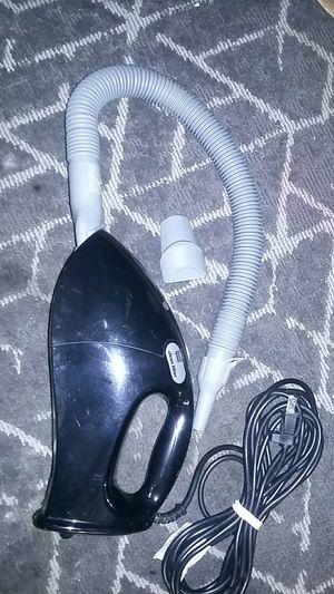 Black & Decker Handheld Corded Vacuum with attachments for Sale in Sioux Falls, SD