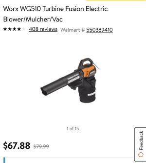 Leaf blower for Sale in Kennesaw, GA