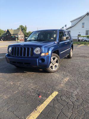 Jeep Patriot 2009 for Sale in Dearborn, MI