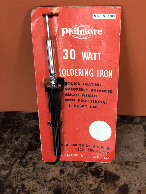 Philmore 30 Watt Soldering Iron