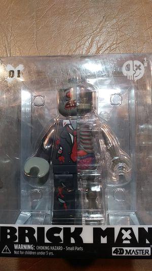 Brick man 4D master for Sale in Ontario, CA