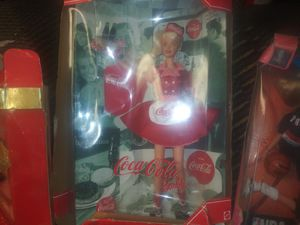 CoCa Cola Barbi Doll Collectables for Sale in Phoenix, AZ