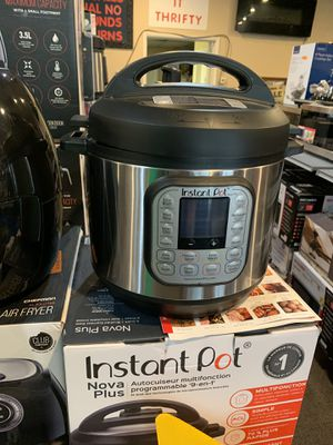 Instant pot for Sale in Modesto, CA