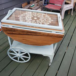 Tea/ Bar Cart for Sale in Goldsboro, PA
