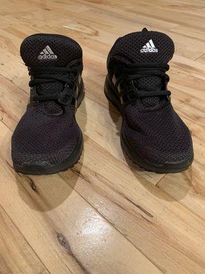 Adidas Men's Cloudfoam Black for Sale in Traverse City, MI