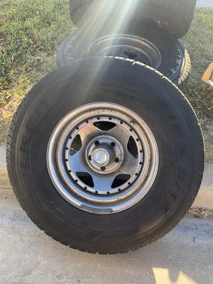 """15"""" Chrome wheels for Sale in Westminster, CA"""