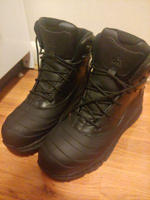 Sz 12 slip resistant ACE work boots for Sale in Halethorpe, MD