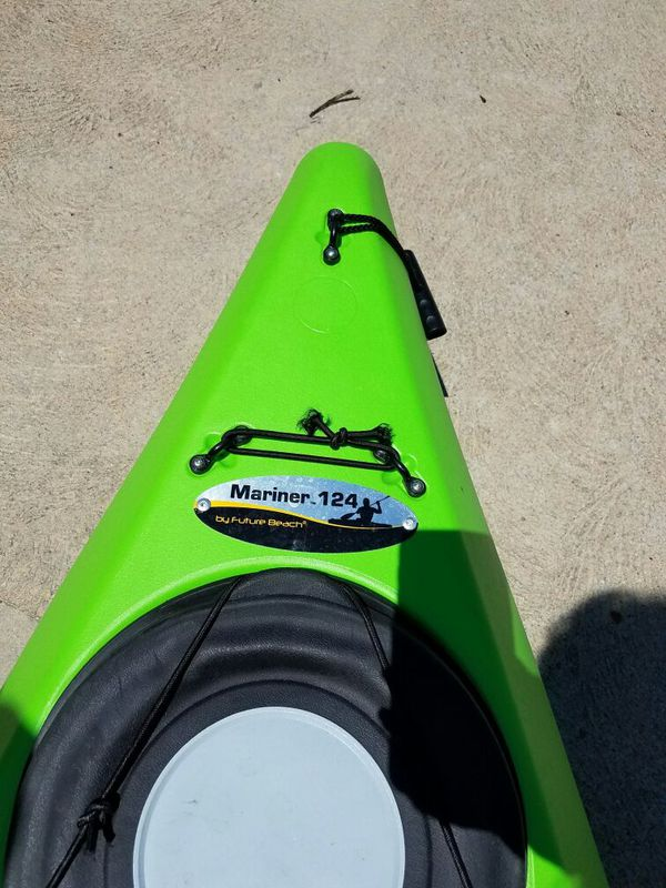 Mariner 124 sit in Kayak by Future Beach for Sale in Pittsburgh, PA -  OfferUp