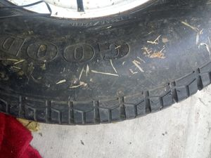 "New 15"" trailer tire with rim for Sale in Del Valle, TX"