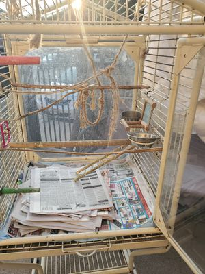 Parrot cage for Sale in Houston, TX