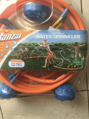Banzai water sprinkler for Sale in La Puente, CA