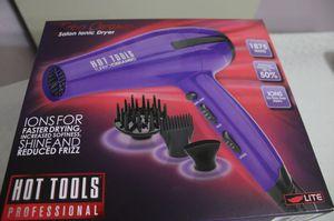 Purple Hot Tools Ceramic Hair Dryer for Sale in Nashville, TN