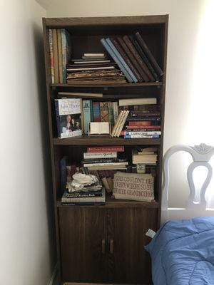 One bookcase great shape $25 for Sale in PA, US