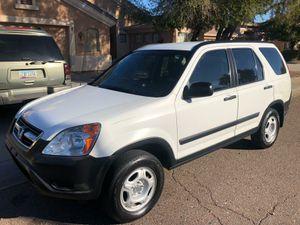 2003 HONDA CRV CLEAN TITLE for Sale in Phoenix, AZ