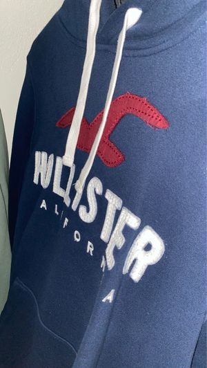 Hollister hoodie size M in men's for Sale in North Highlands, CA