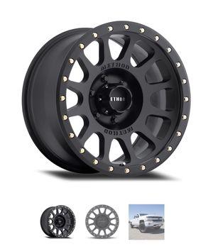 Method wheel brand new: mr305 nv black for Sale in El Cajon, CA
