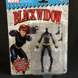 Marvel Legends Black Widow Retro Series 1 (no head) for Sale in Alhambra, CA