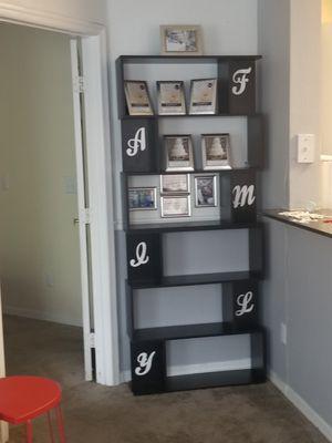 2 Black Bookshelves for Sale in Orlando, FL