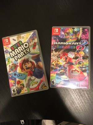 Switch Games for Sale in Jefferson, MD
