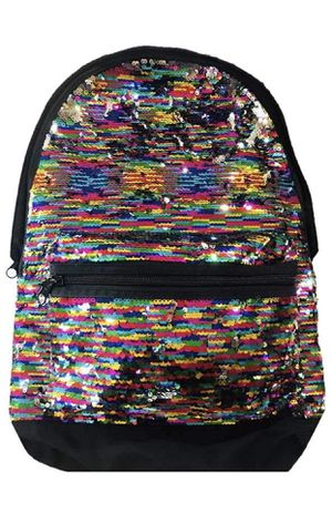 NEW VS PINK BACKPACK 🎒 GLITTER BLING SEQUIN for Sale in CHAMPIONS GT, FL