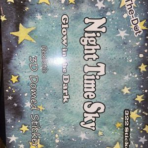 Brand new glow-in-the-dark stars for Sale in Livingston, CA