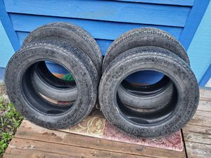 """16"""" Champion Firestone fuel fighter tires for Sale in Anchorage, AK"""